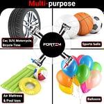 FORTEM Digital Tire Inflator for Car Portable Air Compressor-4