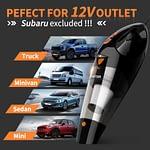 HOTOR Corded Car Vacuum Cleaner-5