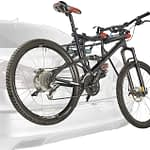 Allen Sports Deluxe 2-Bike Trunk Mount Rack Carrier, 102DN-R-2
